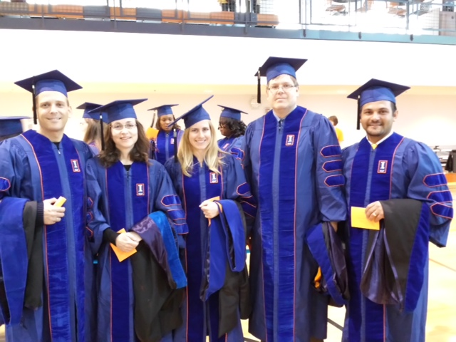 CB PhD Grads in 2014
