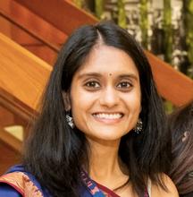 Educational Psychology doctoral scholar Ananya Tiwari