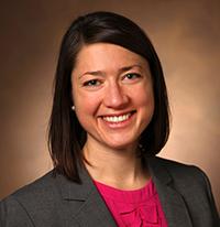 Jennifer Nelson, assistant professor of EPOL