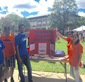 Fulbright Student Association at Illinois