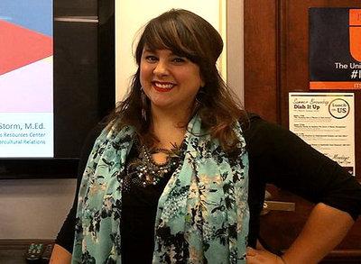 Rachel Lauren Storm, PhD. Candidate, EPOL