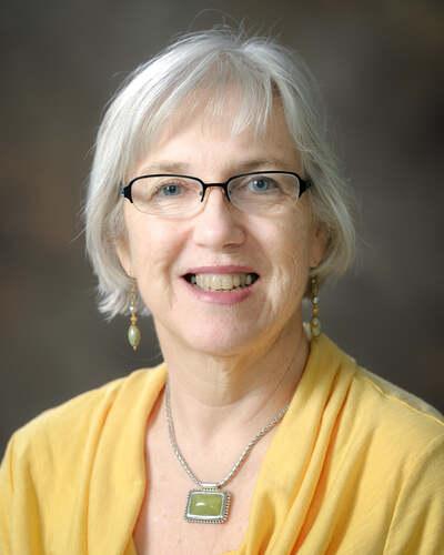 Professor emerita Susan Fowler