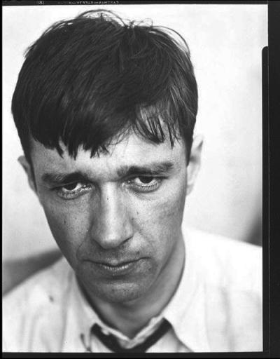 Walker Evans selfie, 1930s