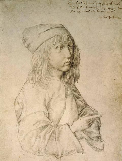 Albrecht Durer at age 13