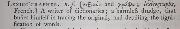 lexicographer,