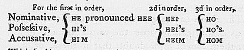 Anderson's masculine pronouns