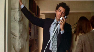 Jeff Goldblum, in the Woody Allen movie