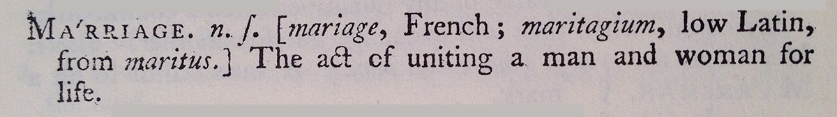 Samuel Johnson 1755