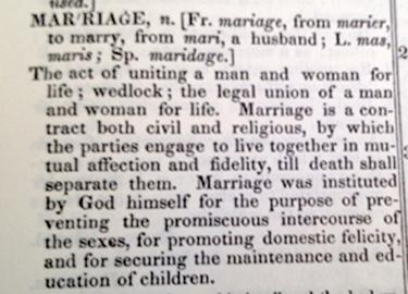 Who Defines Marriage Illinois
