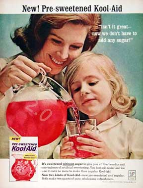 Kool-Aid ad from magazine