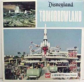 Walt Disney's Tomorrowland in 1956