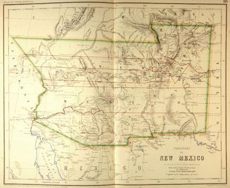 New Mexico Territory