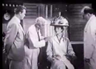 Still from Science Fiction Theatre shows