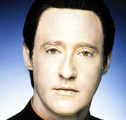 Mr. Data, from