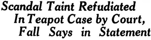 refudiated in a 1925 headline
