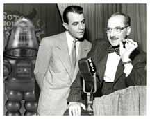 Grouch Marx asks Fenneman,
