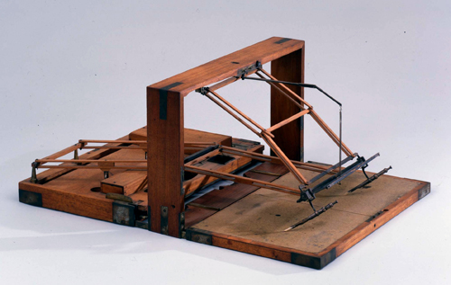 image of Jefferson's polygraph