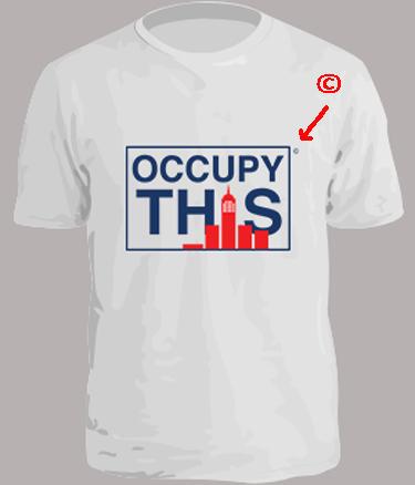 T-shirt says