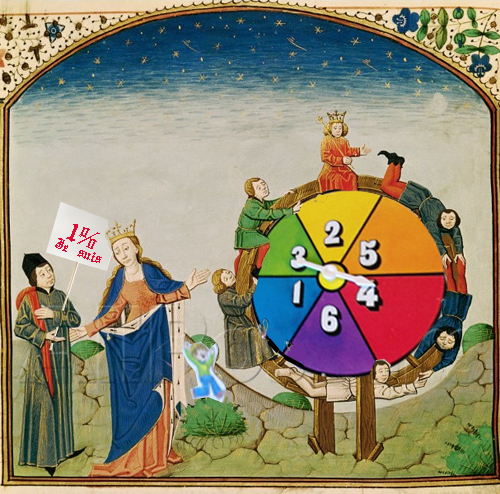 Consolation, Boethius, and the Chutes and Ladders