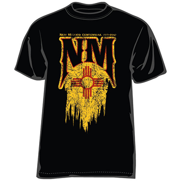 New Mexico centennial t-shirt