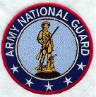 The symbol of the National Guard, the modern version of the 18th-century militia, is the Minuteman
