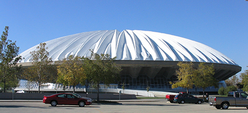 Assembly Hall is now State Farm Center