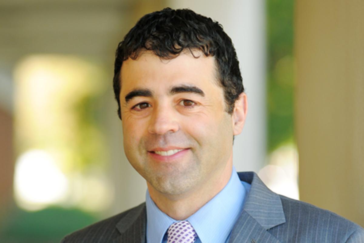 Professor Jason Mazzone, circa 2016