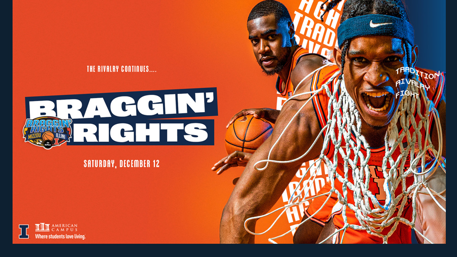 Braggin' Rights graphic provided  by Division of Intercollegiate Athletics