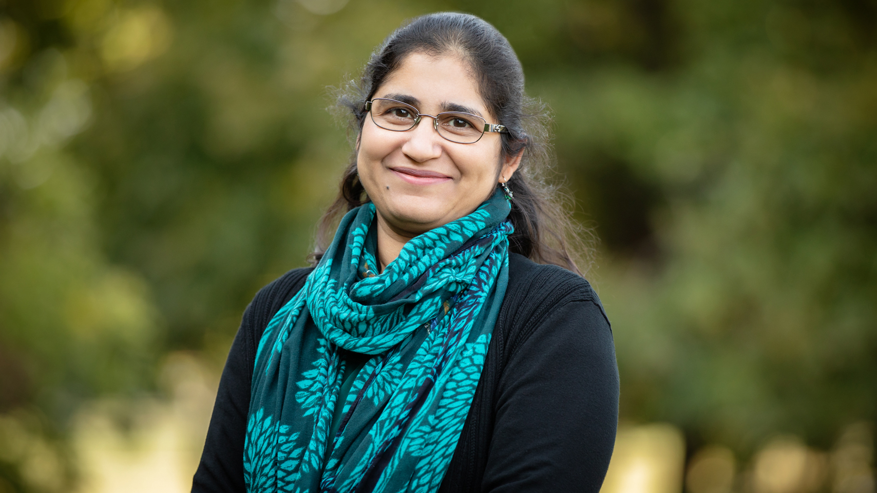 Pathobiology professor Sumiti Vinayak was the lead author of the multi-institutional study.  Photo by L. Brian Stauffer