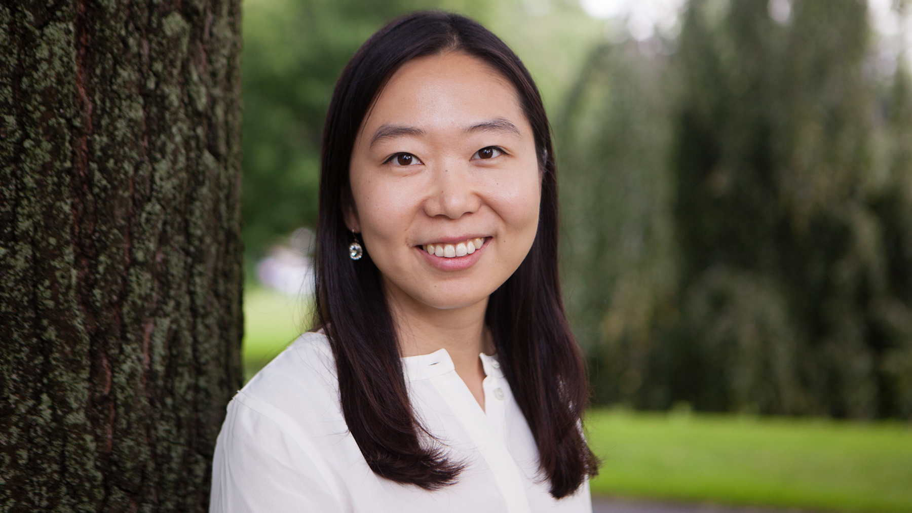 Eunmi Mun, a professor of labor and employment relations at Illinois.  Photo by School of Labor and Employment Relations