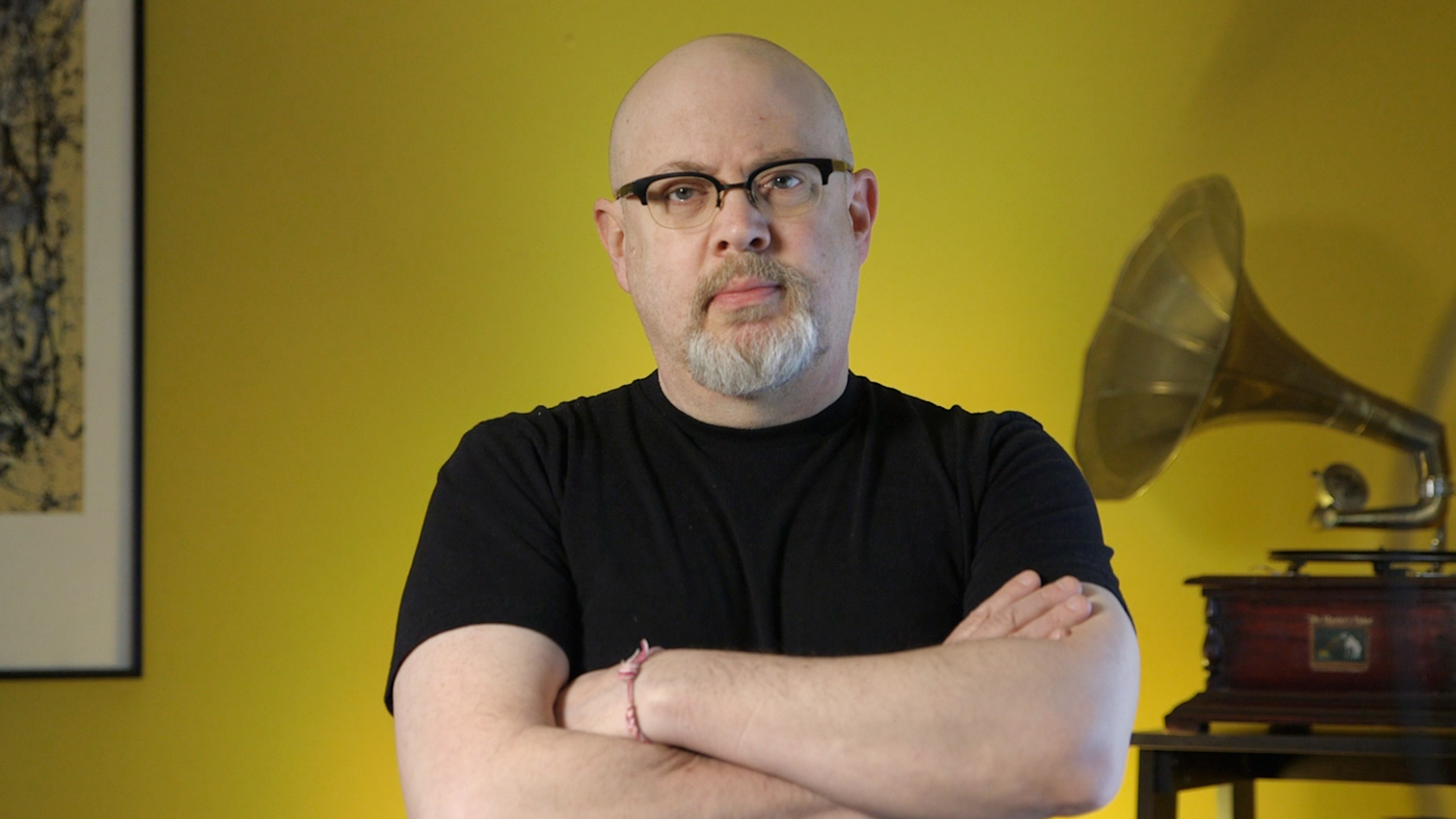 Professor Jay Rosenstein. Photo coutesy of himself.