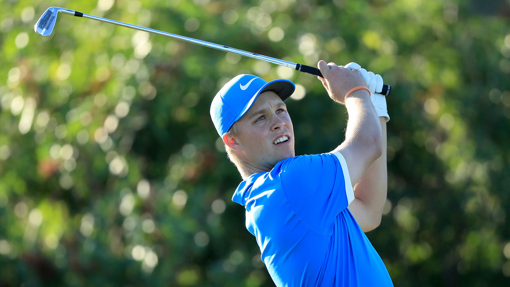 professional golfer Nick Hardy
