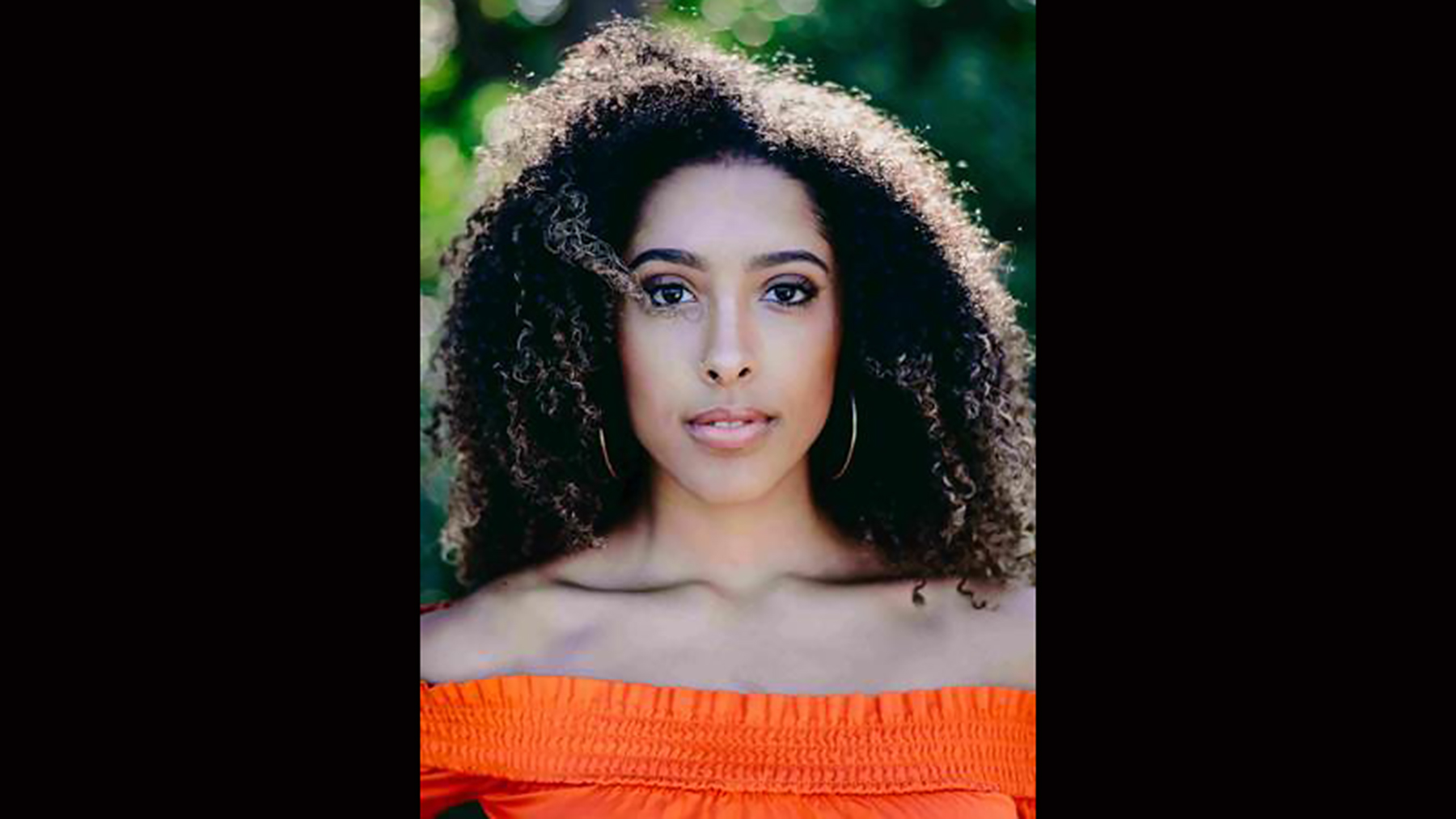 """Sophia Byrd, a University of Illinois senior studying lyric theatre, performed in the oratorio """"Place,"""" nominated for two Grammy Awards. photo by Christian Flaherty"""