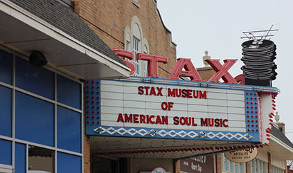 image of signage from stax records