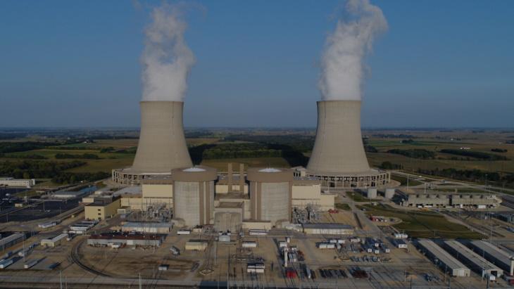 Exelon's Byron nuclear power plant (Image: Exelon)