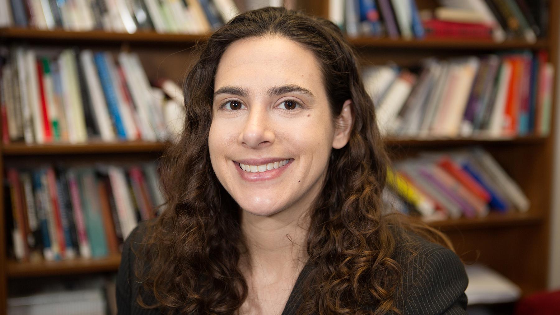 U. of I. journalism professor Nikki Usher