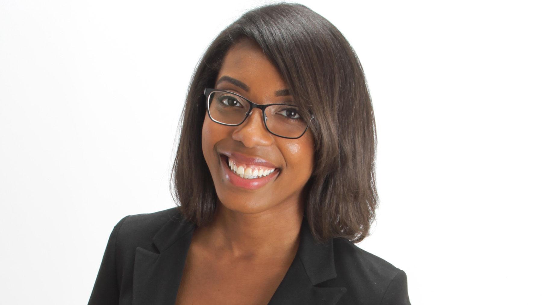 image of business alumna rachel bernier-green