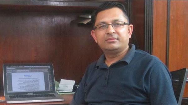 image of alumnus nama budhathoki
