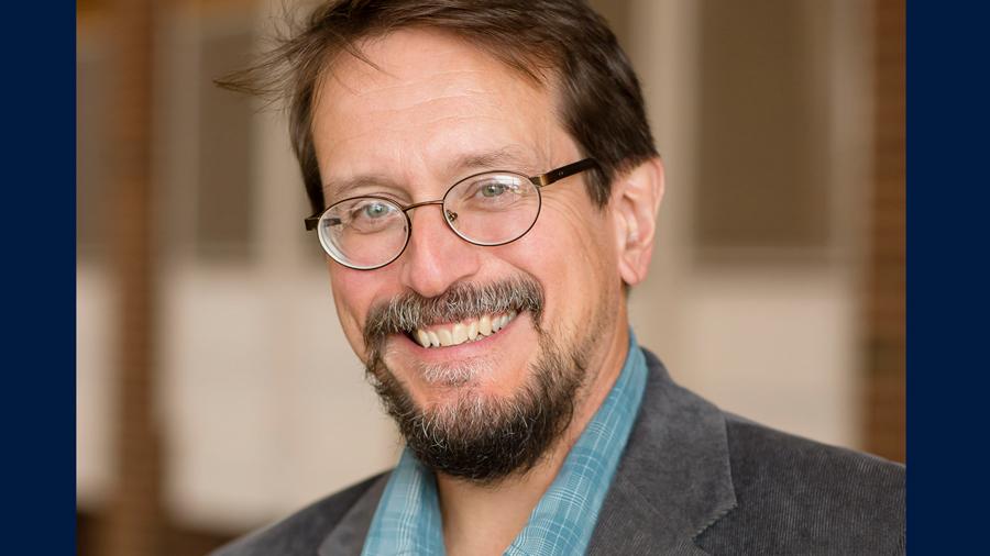 Professor Paul Heald. Photo courtesy College of Law