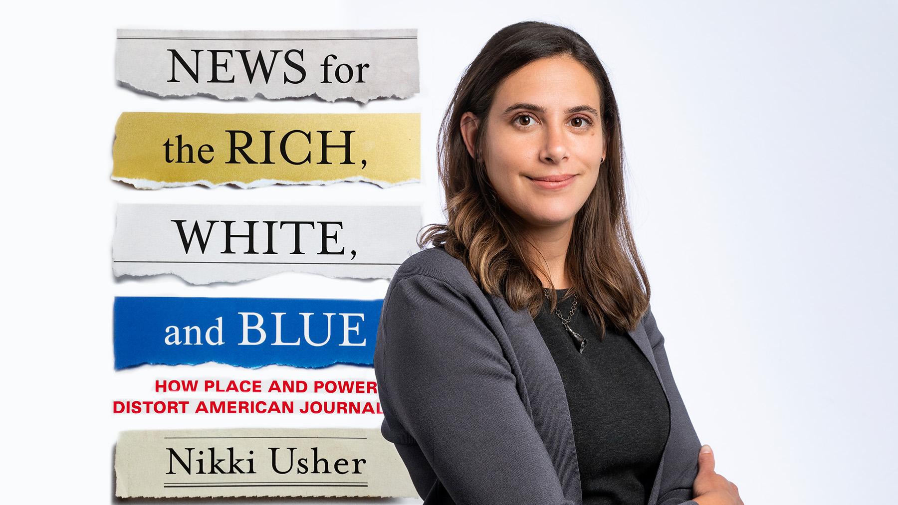 Professor Nikkie Usher