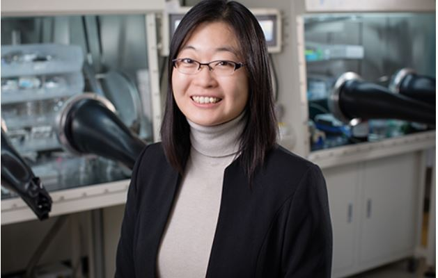 Chemical and Biological Engineering Professor Ying Diao