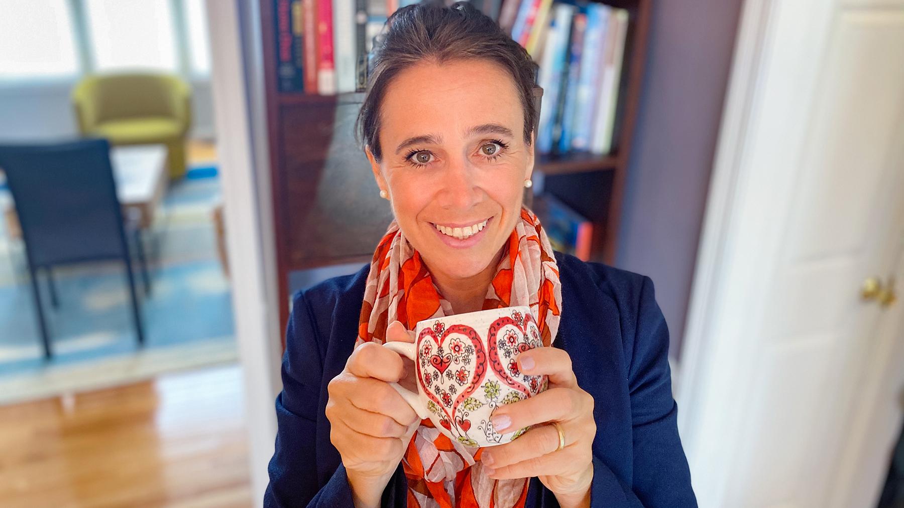 food science and human nutrition professor M. Yanina Pepino found in a study.  Photo by Luka Gruev