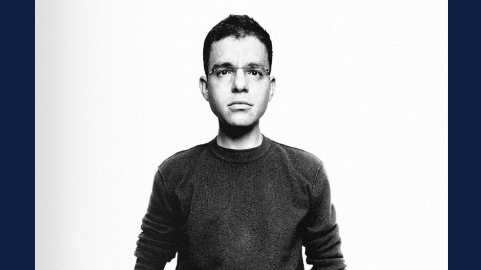 black and white 'daily cover' image of Max Levchin from forbes-dot-com