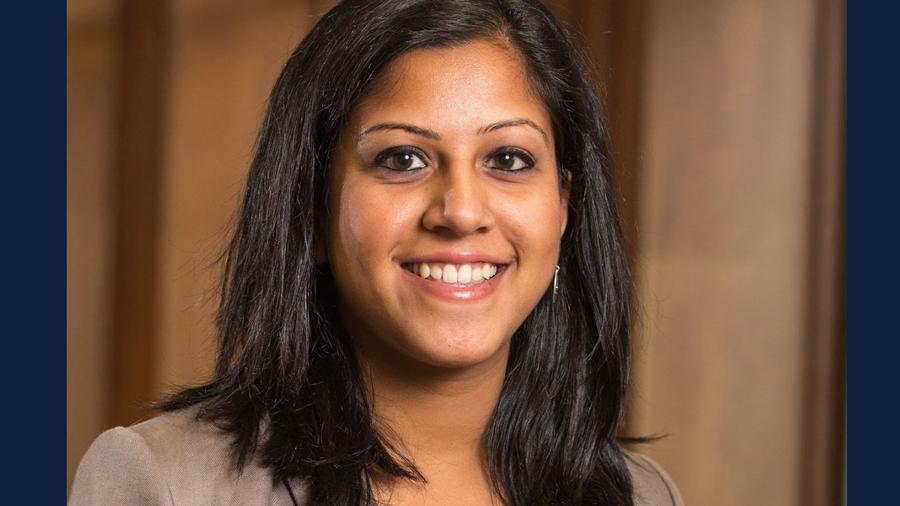 kinesiology and community health professor Minakshi Raj
