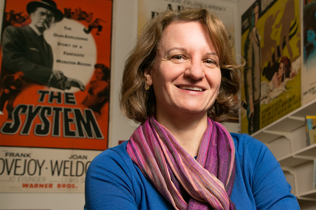 image of professor Julie Turnock