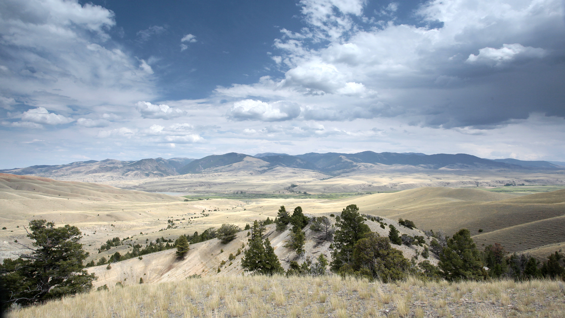 The Ruby Valley of southwest Montana.  Photo by Nathan Stariha
