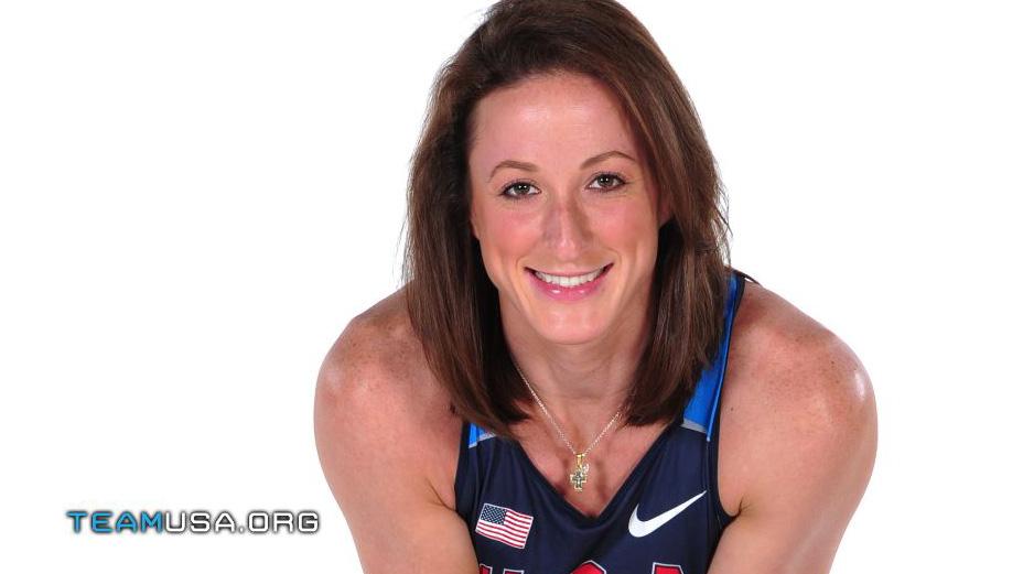 Tatyana McFadden, Team U.S.A. photo