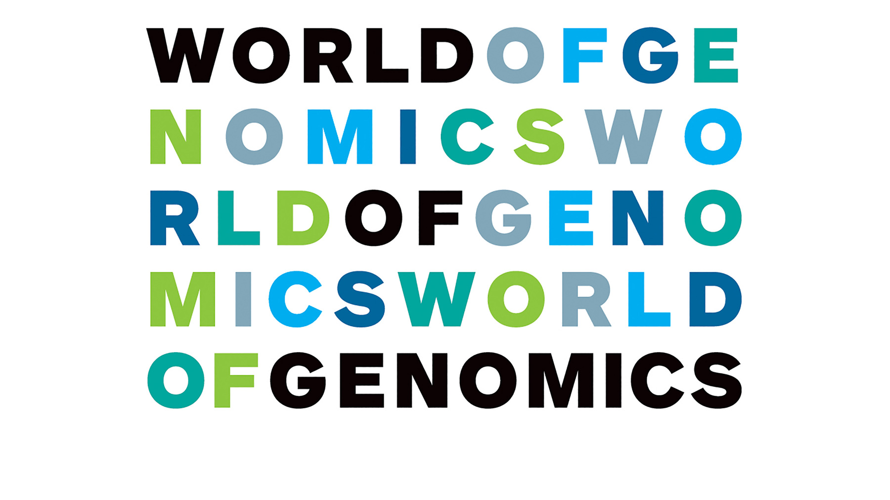 World of Genomics graphic