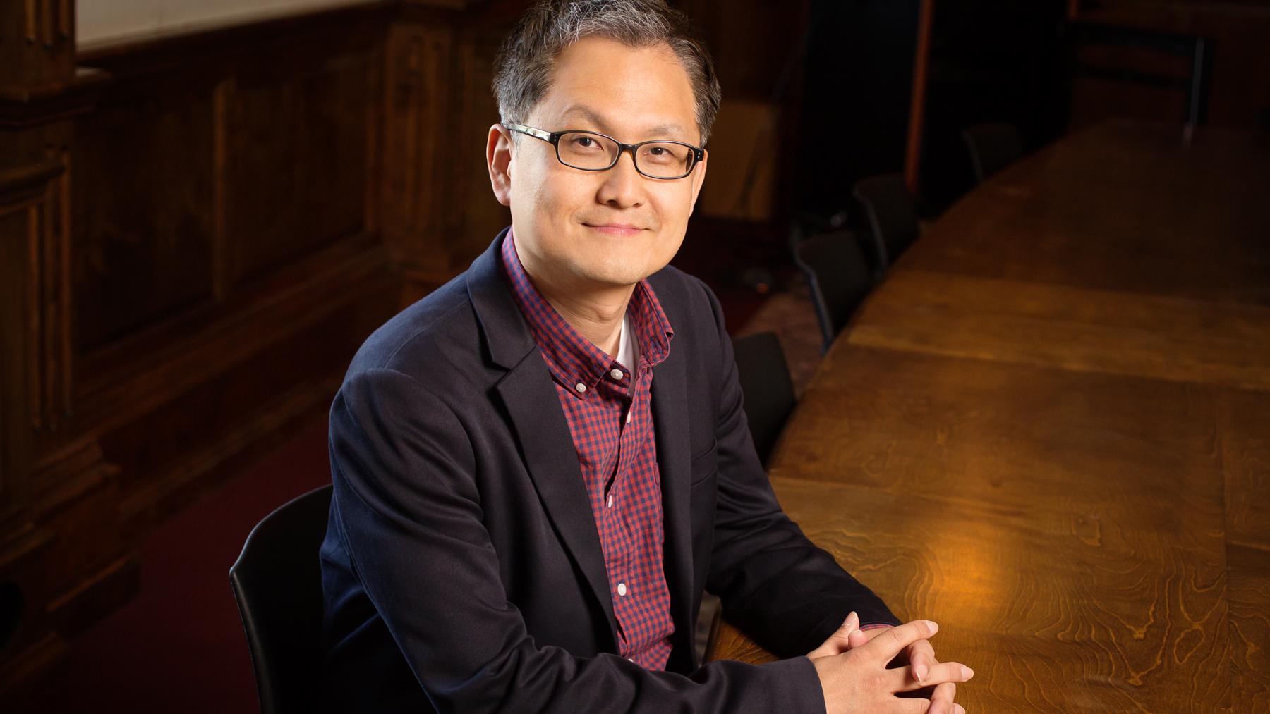 Professor Chang-Dae Ham
