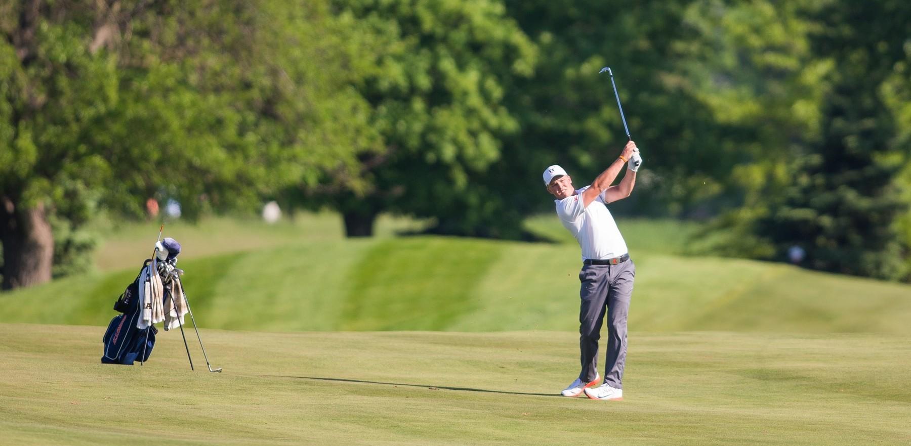 Fighting Illini men's golf